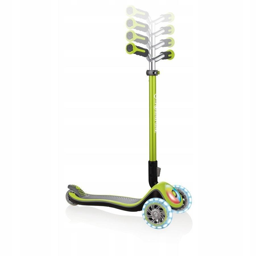 Hulajnoga 3-kołowa Globber Elite Prime Zielony EAN 4897070184886