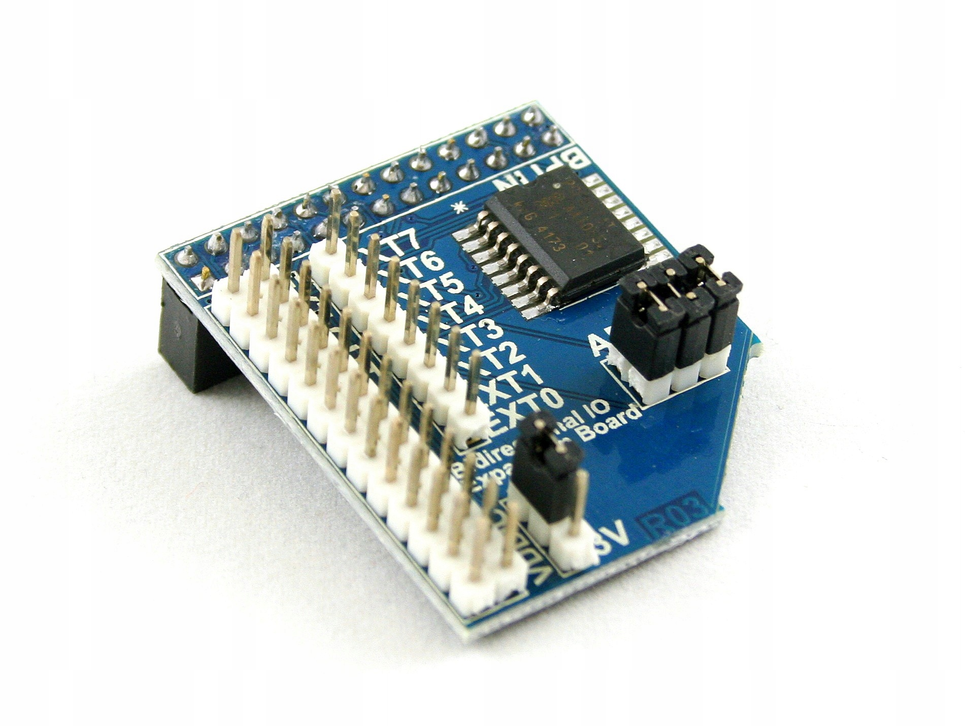 Banana PI Expanzný modul 8xgPio I2C (TWI) PCF8574