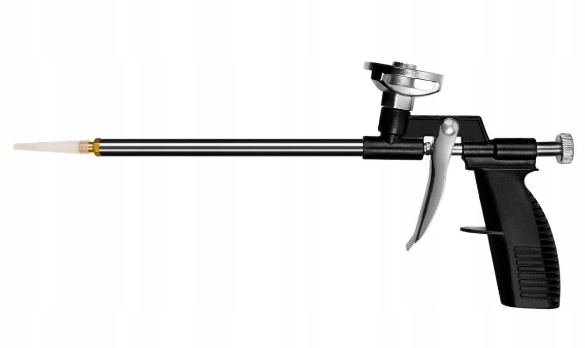 Mocny Metalowy Пистолет для pian montażowych