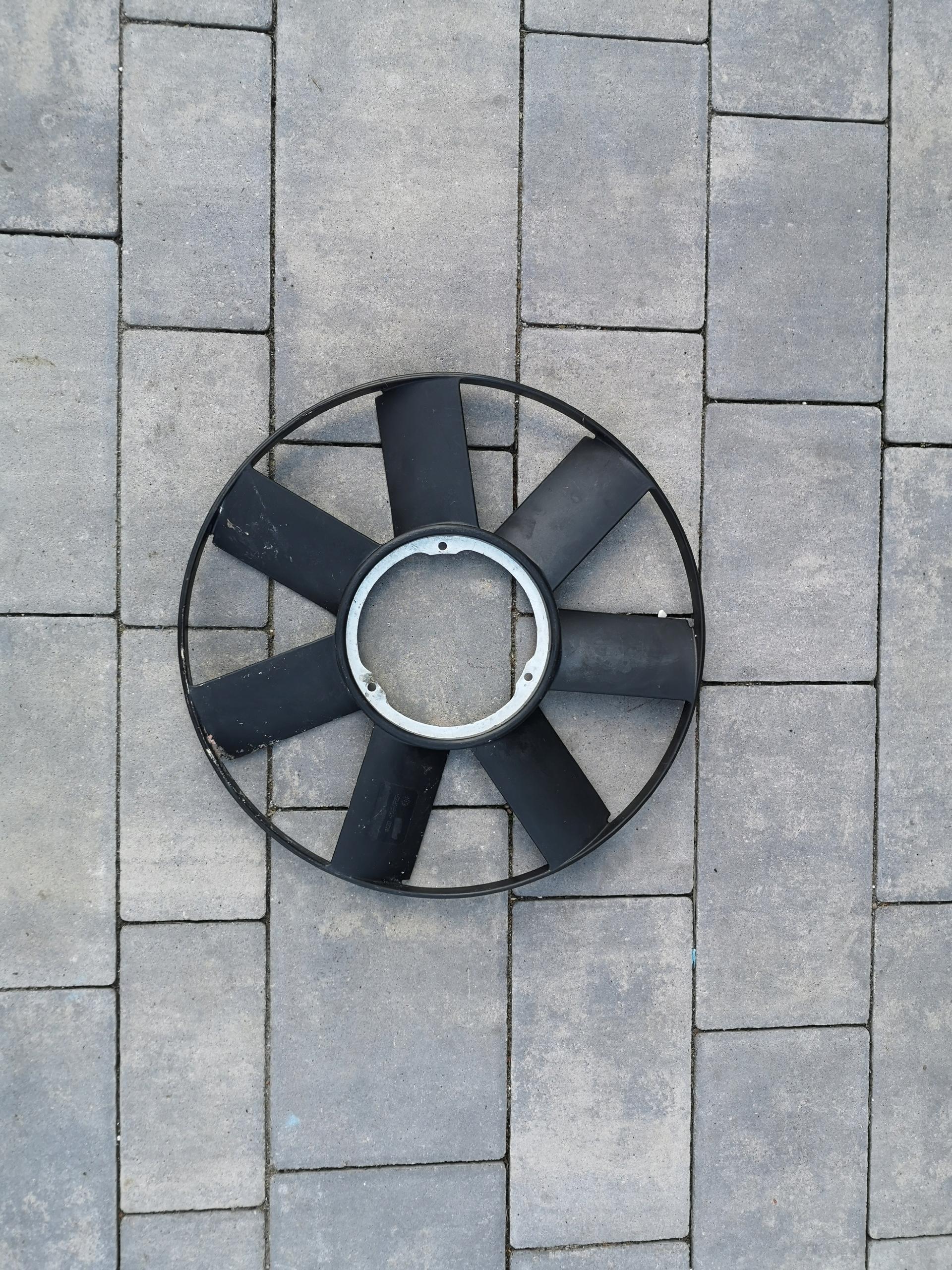 вентилятор пропеллер вискоза радиатора bmw e39 e38