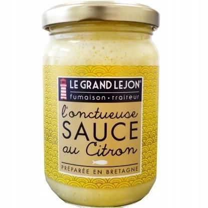 Le Grand Lejon Лимонно-сливочный соус 190г