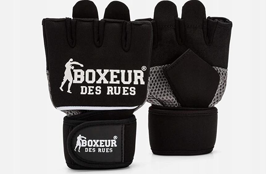 H1 Boxeur Гелевые повязки Неопреновые обертывания L / XL