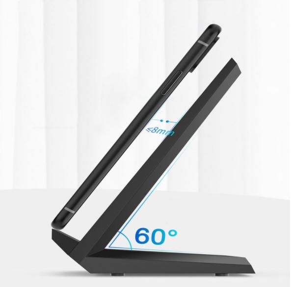 Ładowarka indukcyjna Samsung Galaxy S9 S10 S20 15W Liczba urządzeń ładowanych jednocześnie 1