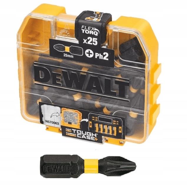 Набор бит DeWalt Impact PH2 IMPACT 25 шт.