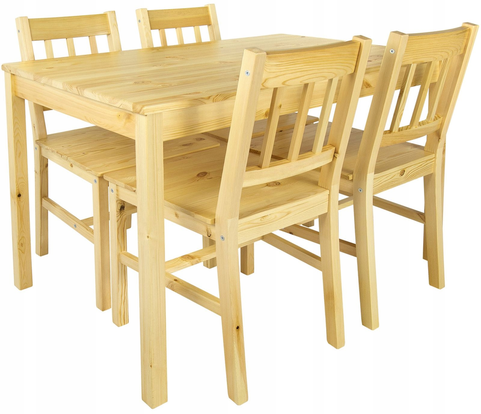 Stół z krzesłami do jadalni, salonu, kuchni 246029