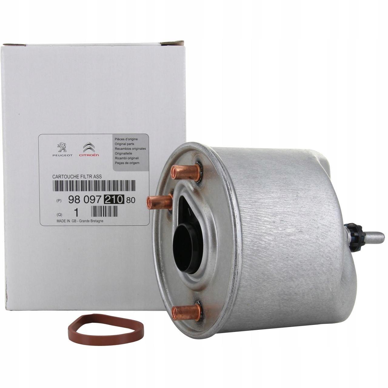 фильтр топлива peugeot citroËn 16 hdi