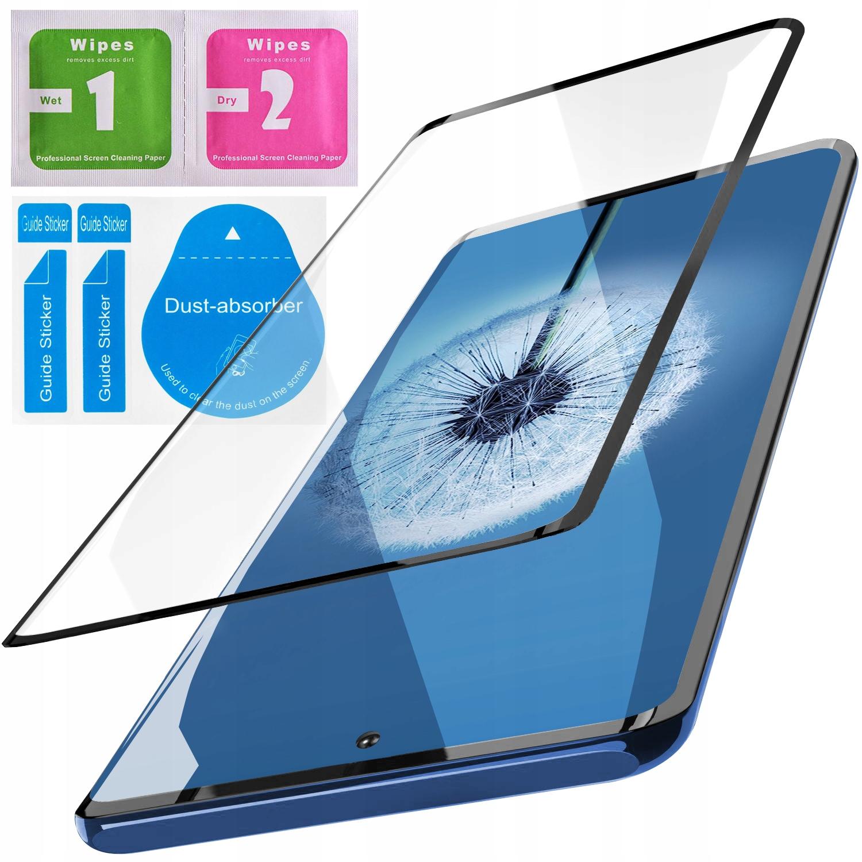 Szkło 5D FULL GLUE SZYBKA do Xiaomi Redmi Note 10