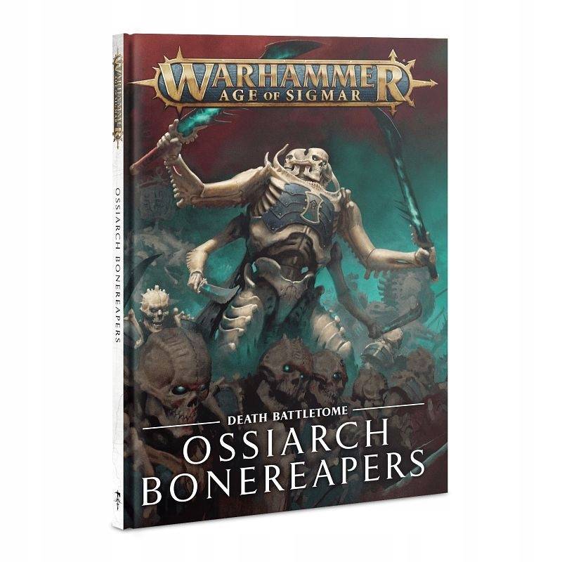 Battletome: Ossiarch Bonapersers 2019 [Eng]