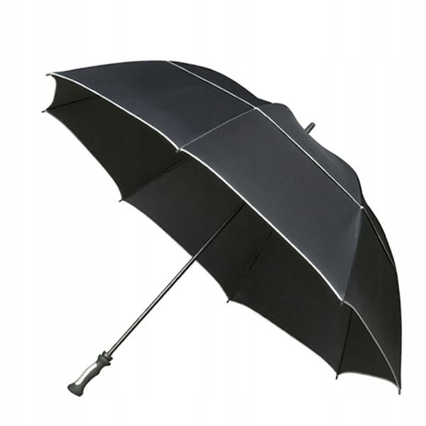 Storm Umbrella pre dvoch XXL Falcone, Black
