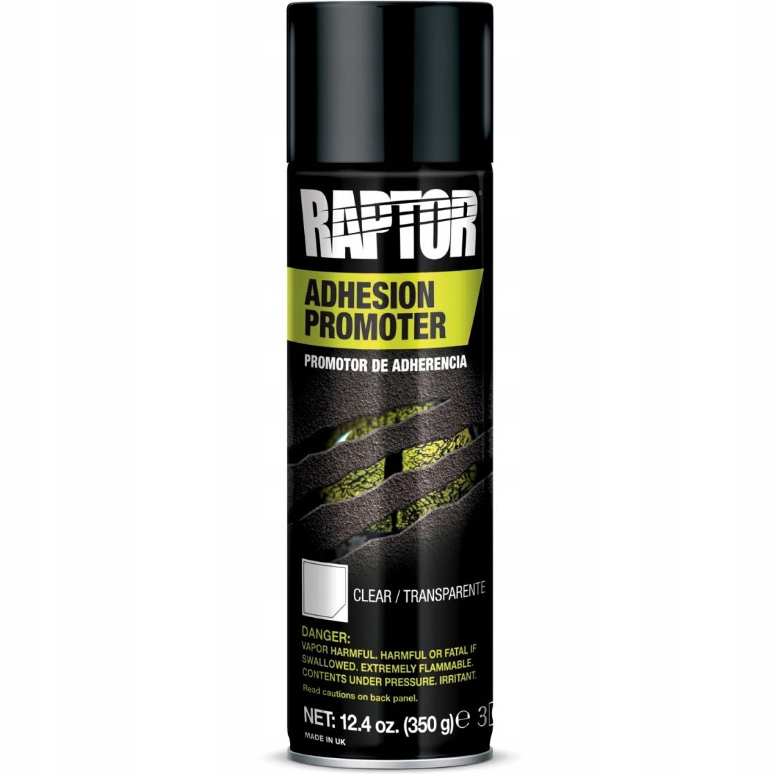 Купить Усилитель адгезии U-POL Raptor Spray 450 мл на Otpravka - цены и фото - доставка из Польши и стран Европы в Украину.