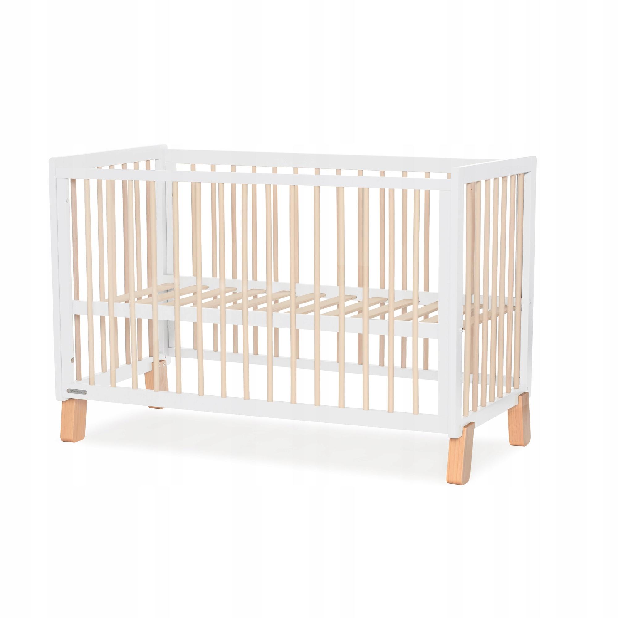 Детская кроватка Kinderkraft Lunky 120x60см