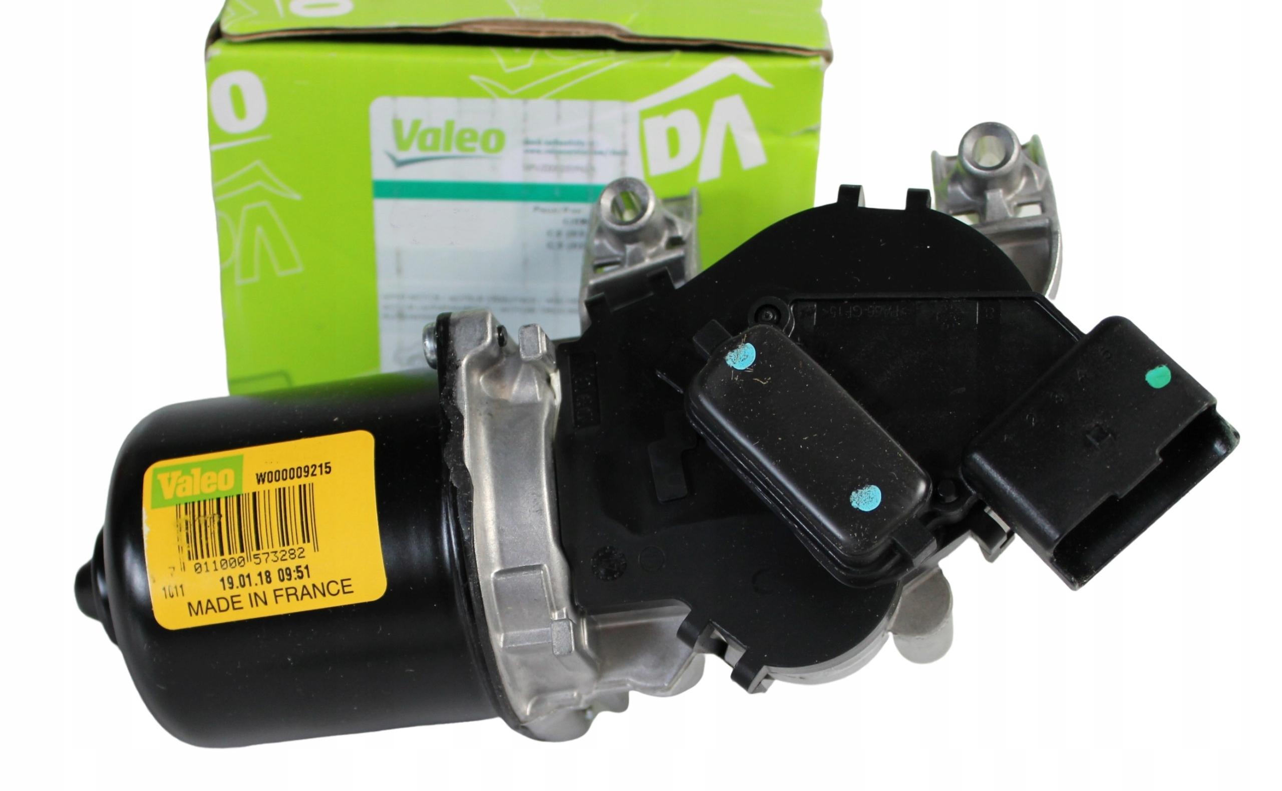 valeo двигатель стеклоочистителя 043729