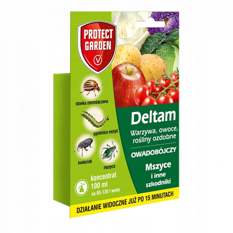 Формы для борьбы с вредителями Deltam Decis 100 мл