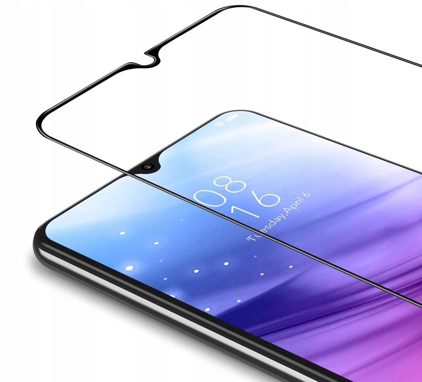 Szkło 5D FULL GLUE Pełne do Xiaomi Redmi 9