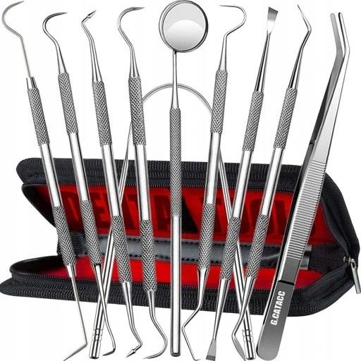 Профессиональные инструменты для чистки зубов