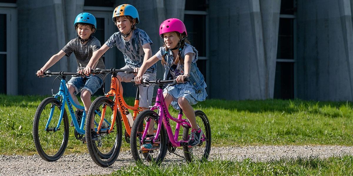 """Rower NALOO BIKES KAMELEON 24"""" Pomarańczowy Płeć dziewczynka chłopiec"""
