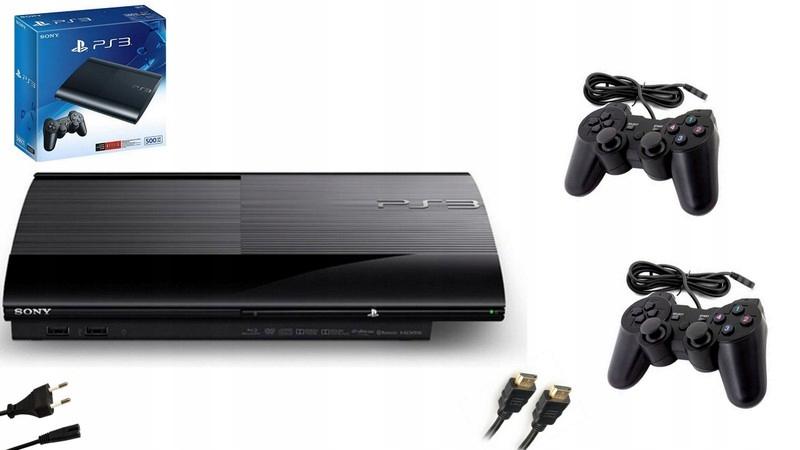 PlayStation 3 2 Pads hra