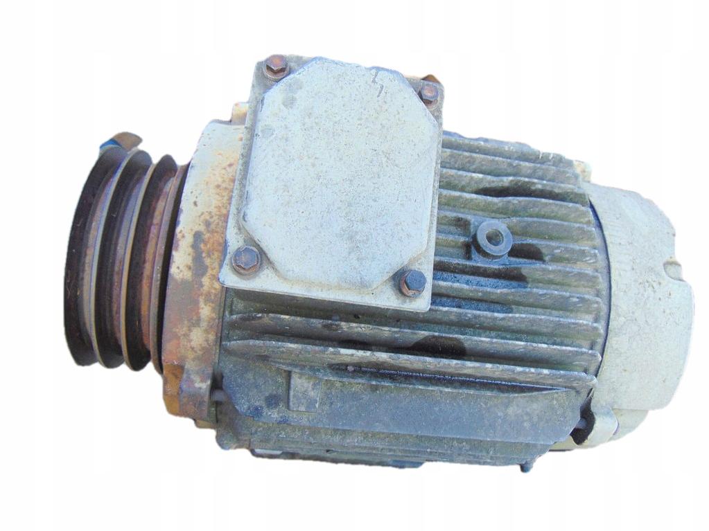 двигатель электрический carrier supra 822 ls112mu