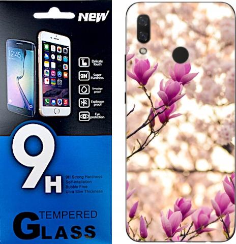 130 wzorów Huawei Nova 3 Etui Pokrowiec Case+szkło