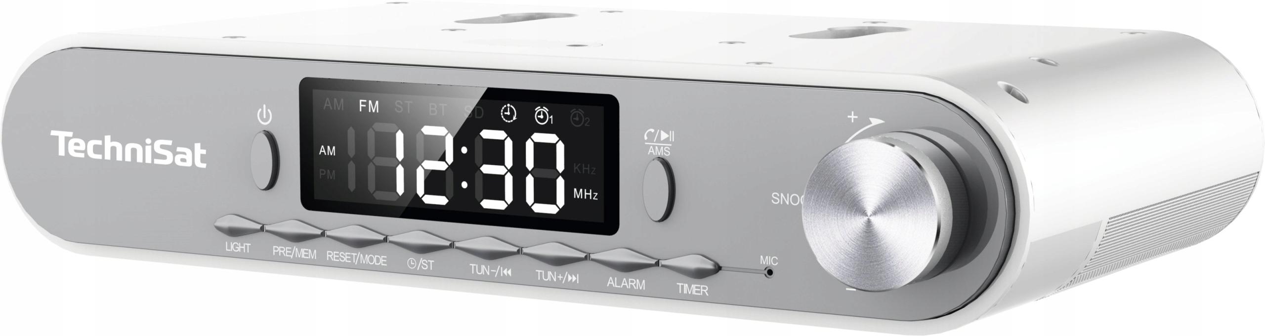 Radio kuchenne FM,bluetooth podszawkowe TechniSat