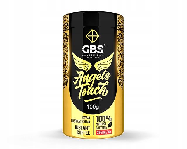 Растворимый кофе GBS Angel's Touch ВЫБИРАЙ ВКУС