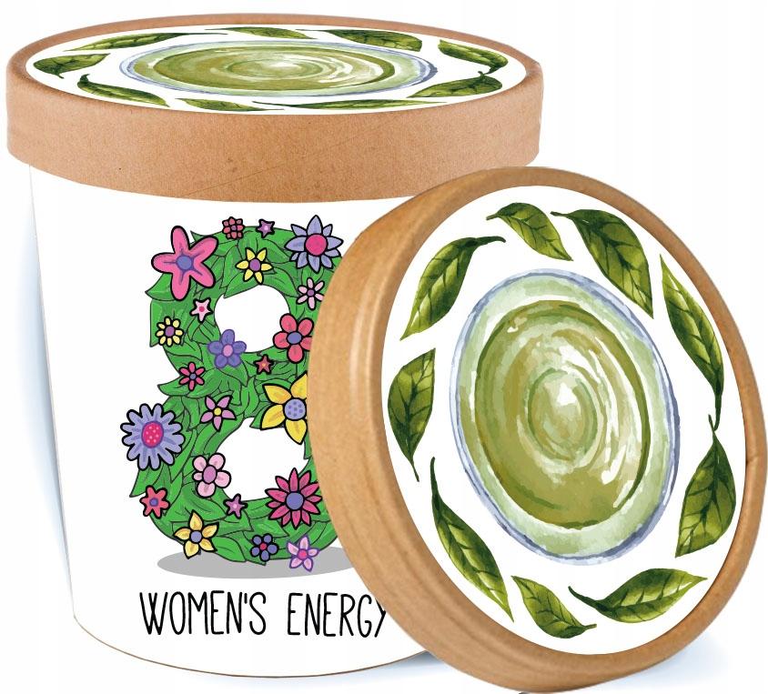 Женская энергия, бамбуковый зеленый чай В ПОДАРОК