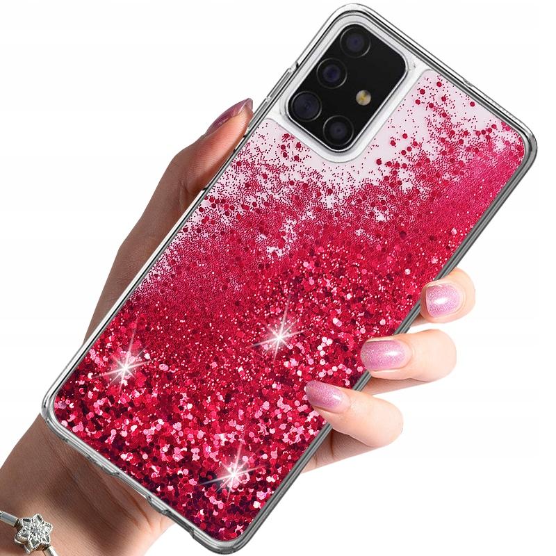 Etui do Samsung Galaxy A71 CASE BROKAT + SZKŁO 9H