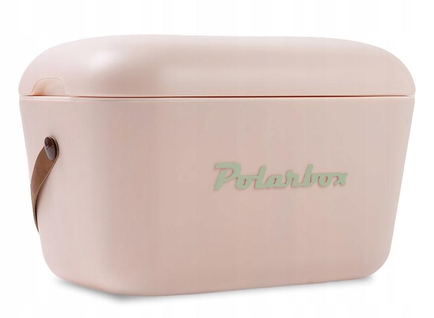 Retro vintage práškový chladič POLARBOX