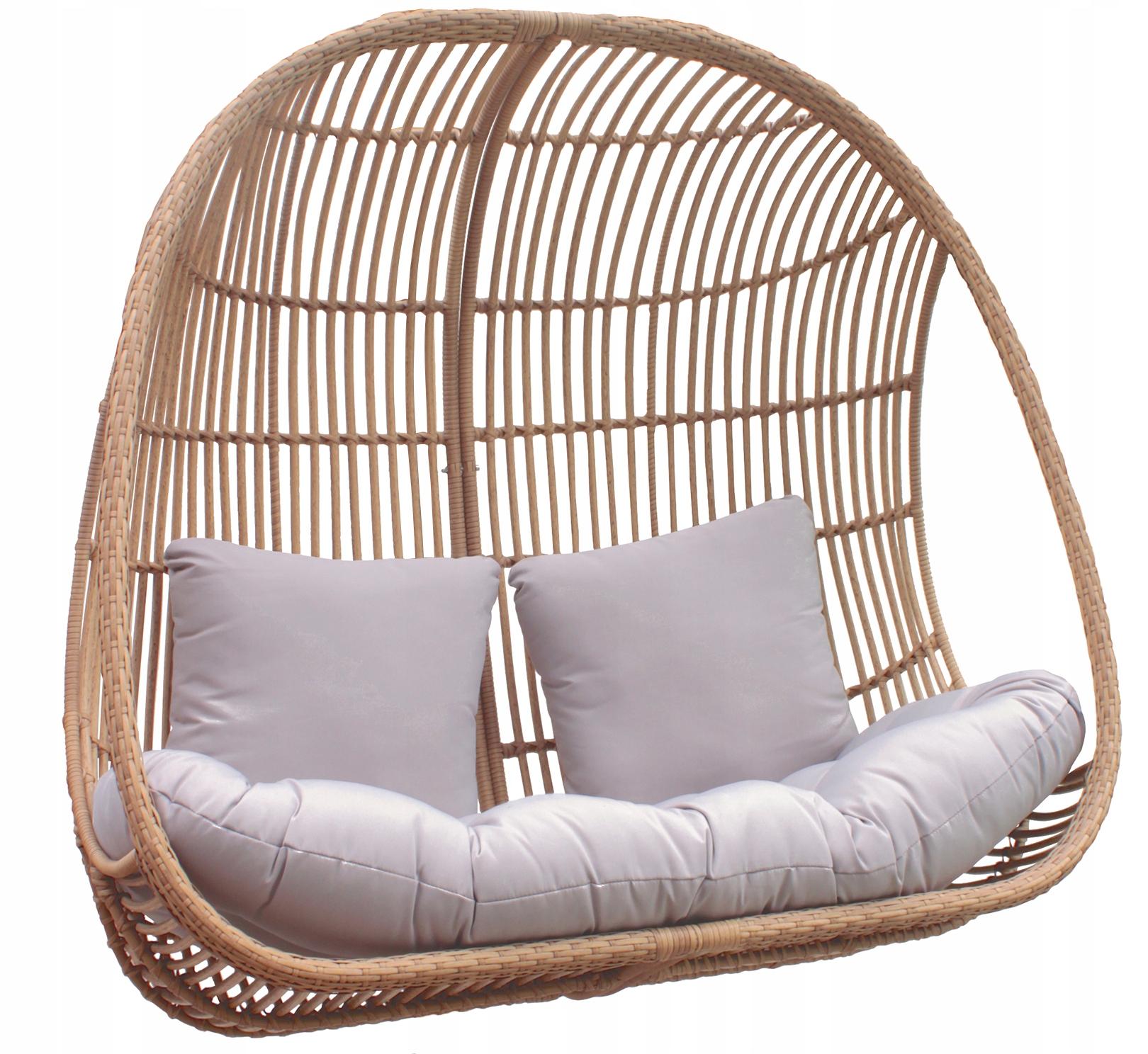 XXL Závesná záhradná stolička Hojdačka Cocoon Basket Výrobca MEVEN