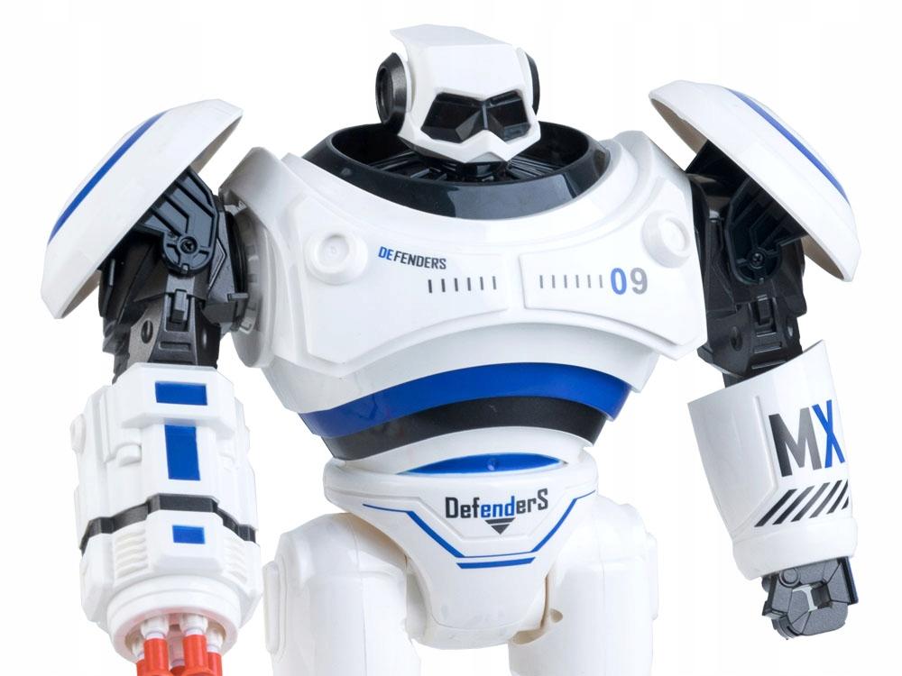 Interaktywny Tańczący ROBOT chodzi + pilot RC0398 Kod producenta RC0398