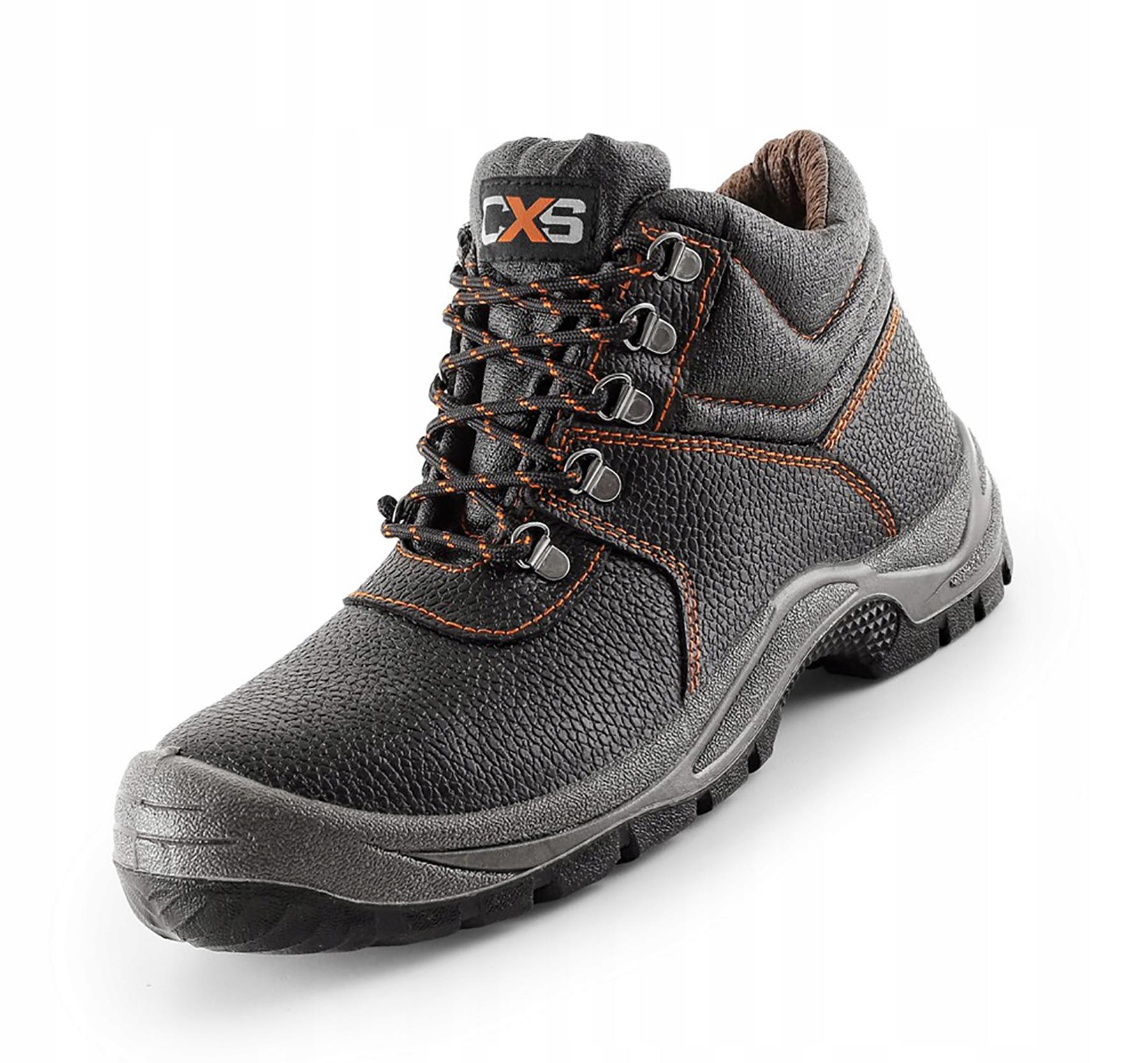 Buty robocze z absorpcją uderzeń APATIT 01 CXS 43