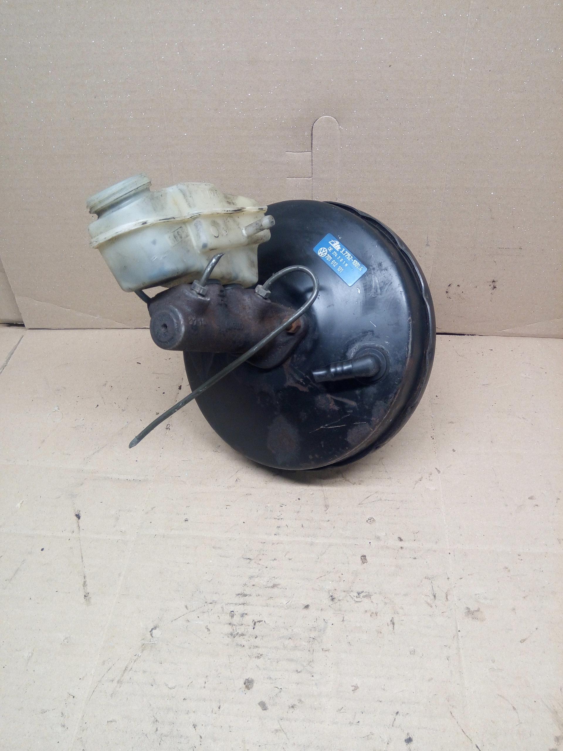 серво колодки + насос тормозной цилиндр транспортер t4