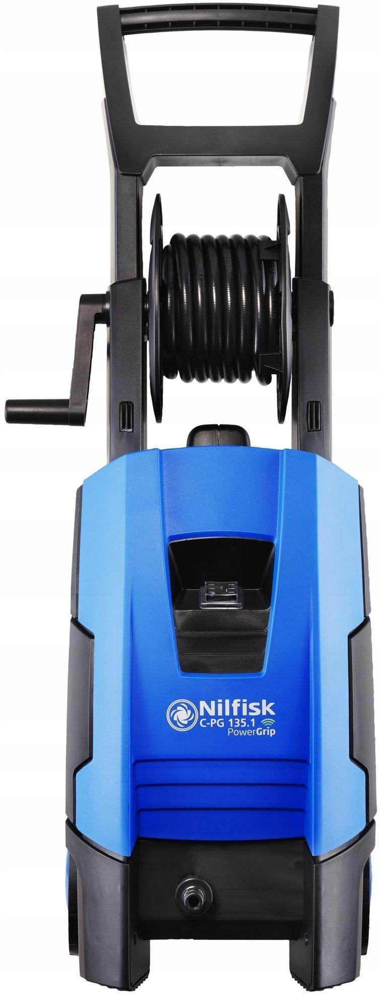 Моечная машина высокого давления zimnowodna Nilfisk D 140.4-9 X-T