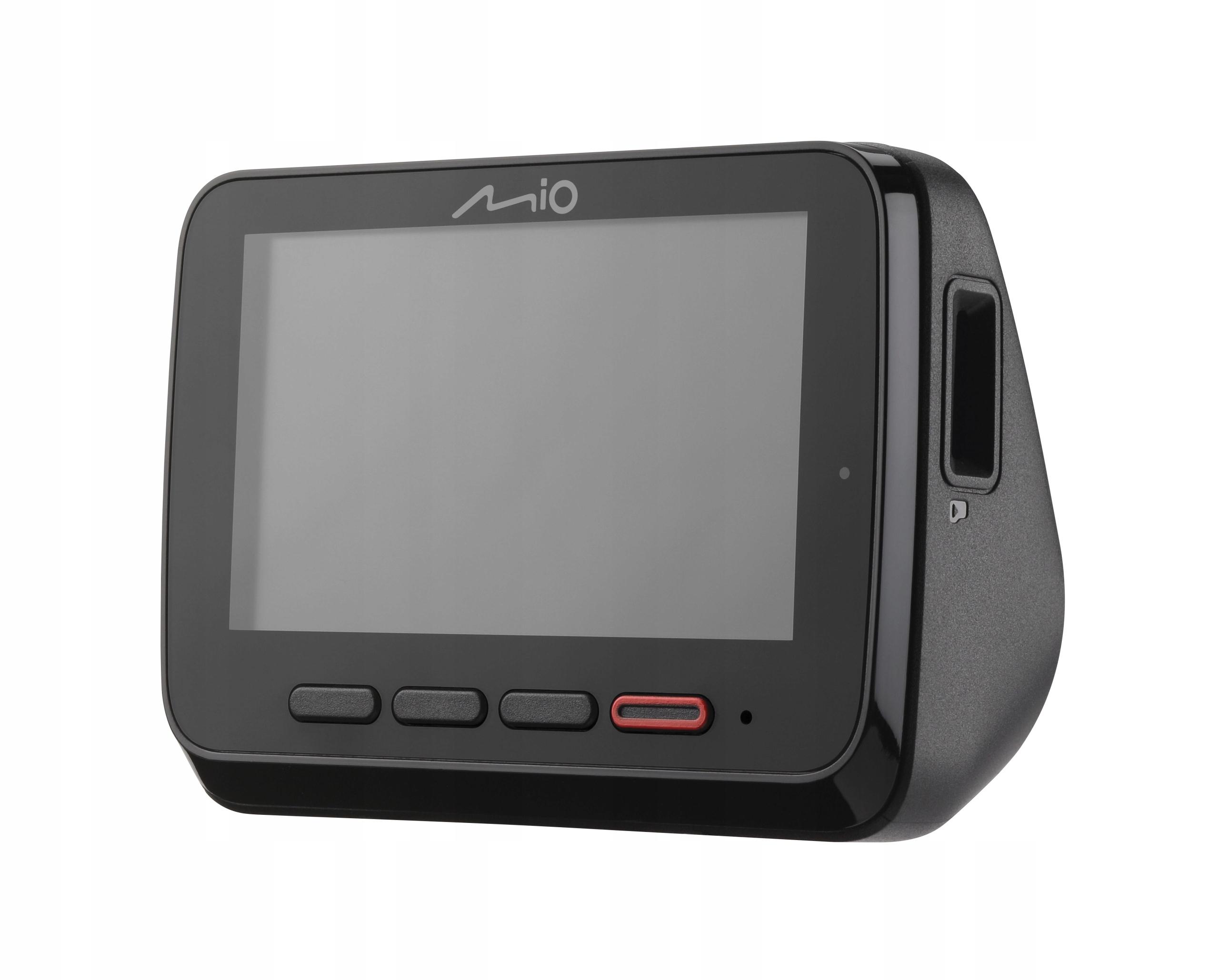 MIO MIVUE 866 WiFi 60kl/s GPS SENSOR ULTRA 2/3 Jakość zapisu Full HD (1920 x 1080)
