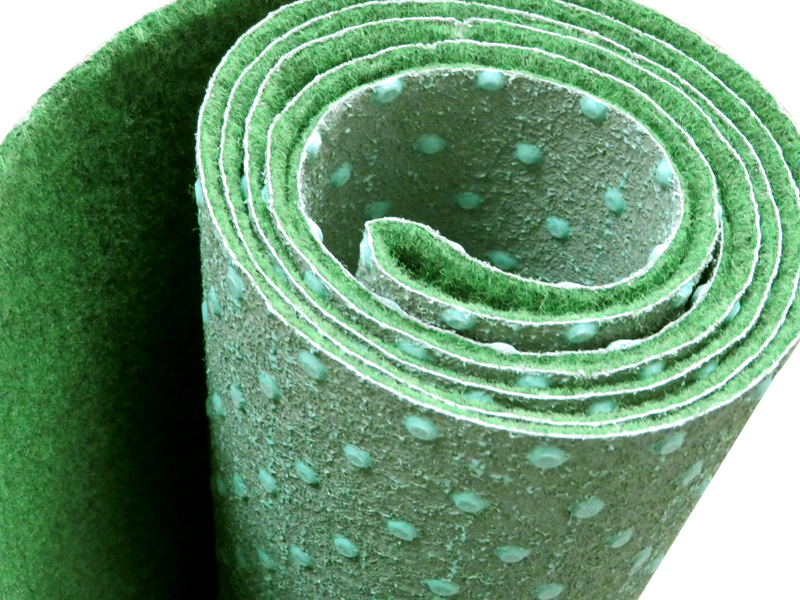 Vonkajšie pokrývajúce zelené umelé trávy