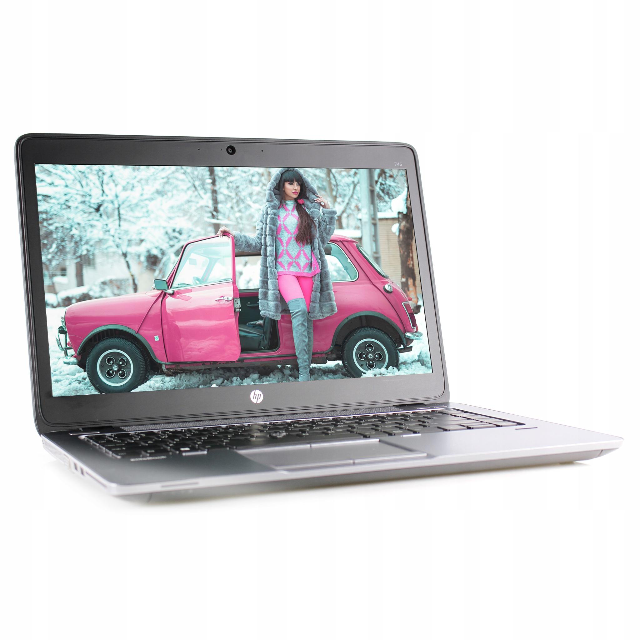 Laptop HP / 4GB / SSD / Win10 / GWARANCJA / SKLEP
