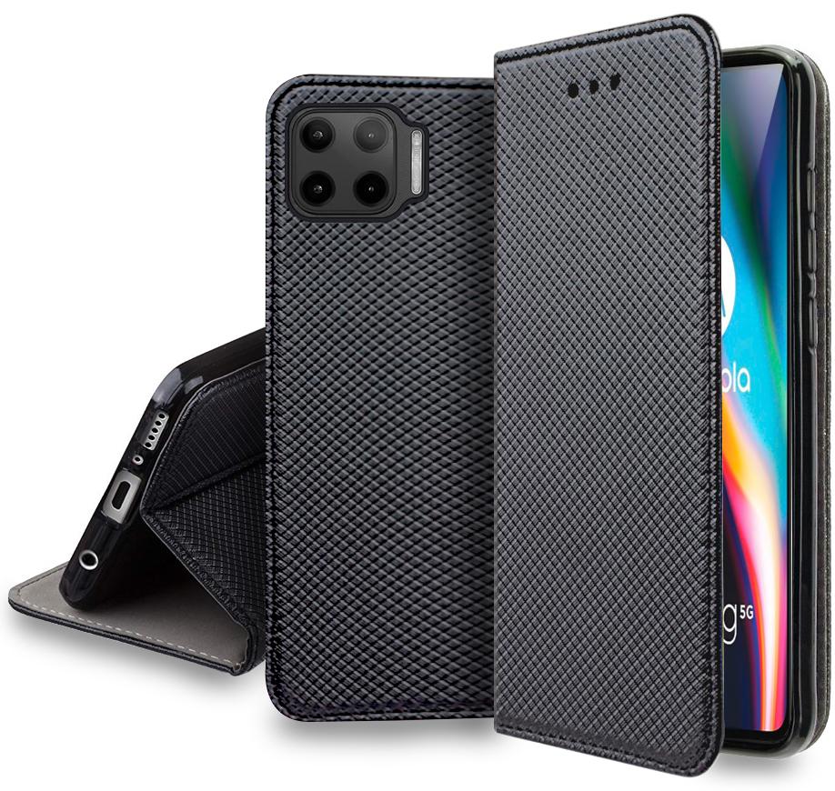 Etui do Motorola Moto G 5G Plus Case Magnet +Szkło