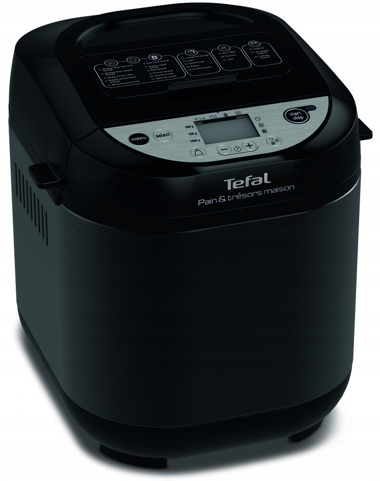 Машина для выпечки хлеба TEFAL Pain & Tresors PF2518