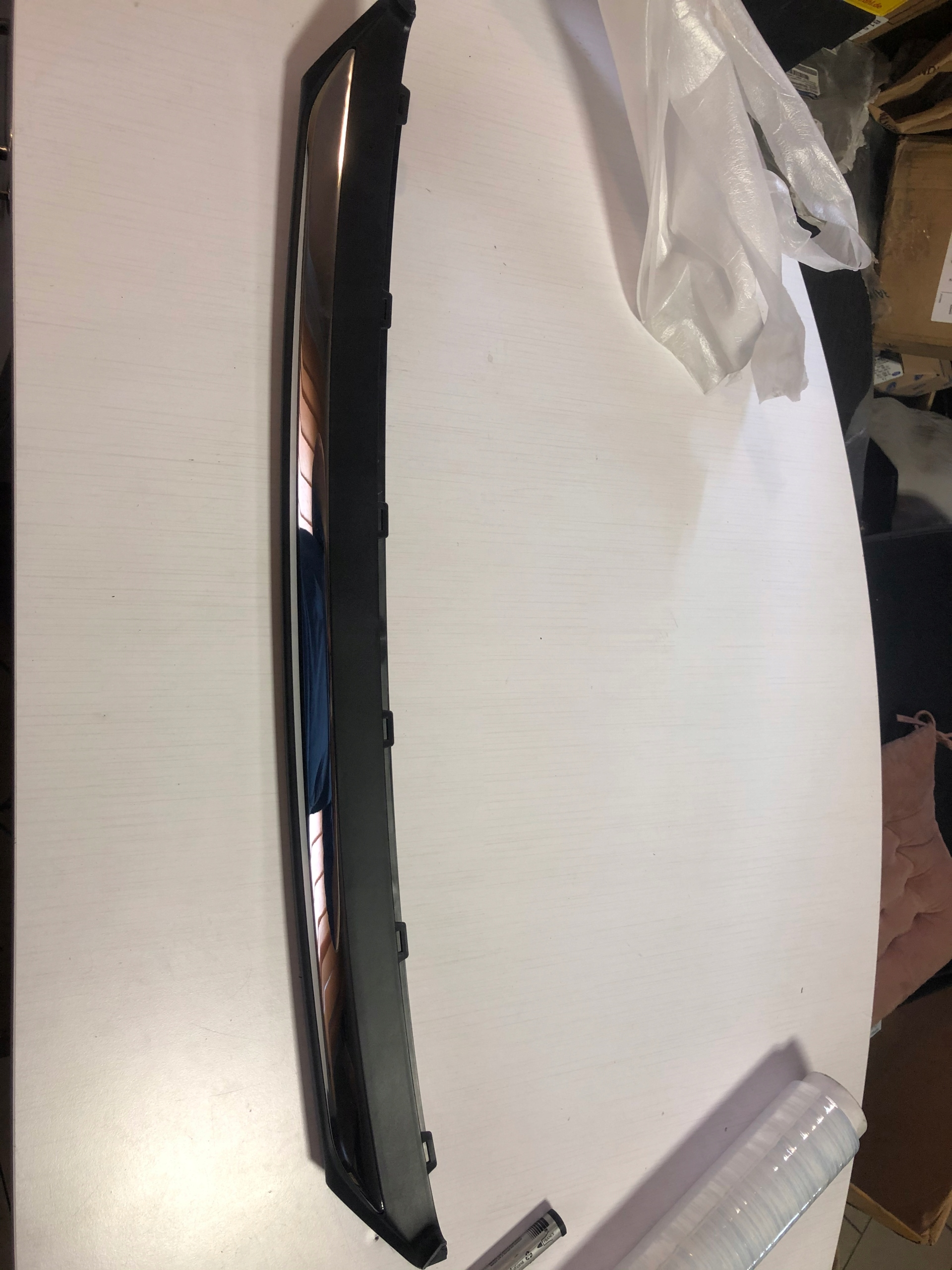 Picture of ACCESSORY OF BUMPER FRONT ACCORD USA 8 VIIILIFT13-15
