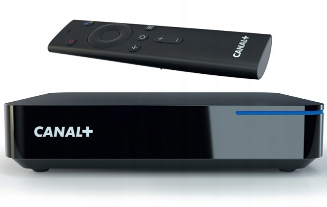 CANAL + BOX 4K ANDROID TV БЕСПЛАТНЫЙ ДЕКОДЕР 3MCE DVB-T