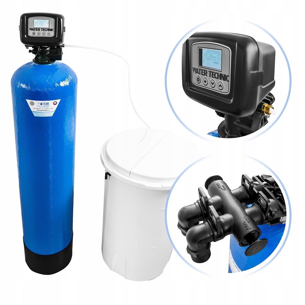 ZMIĘKCZACZ WODY WATER TECHNIC 65 UP-FLOW + DODATKI