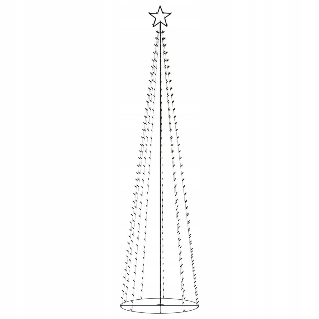 Dekorácia vianočného stromčeka, 400 LED, c