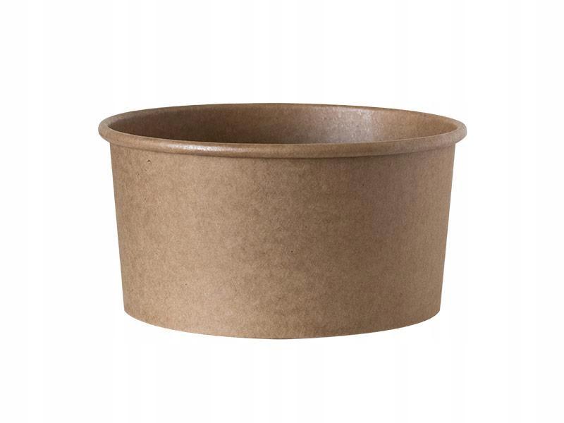 Контейнер для крафт, диаметр 14,5 см, супница 730 мл