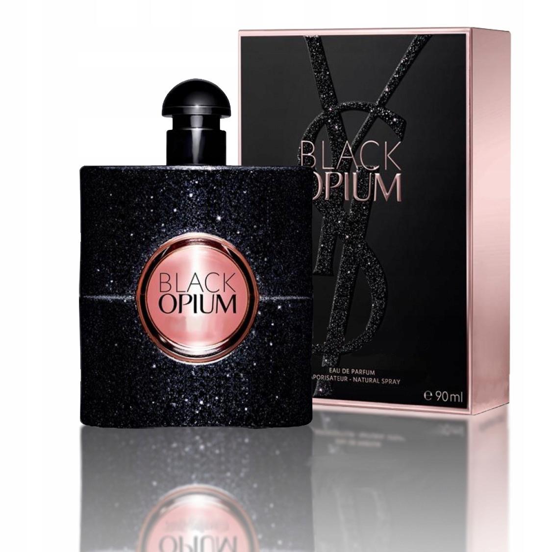 BLACK OPIUM PERFUMY DAMSKIE 90ml