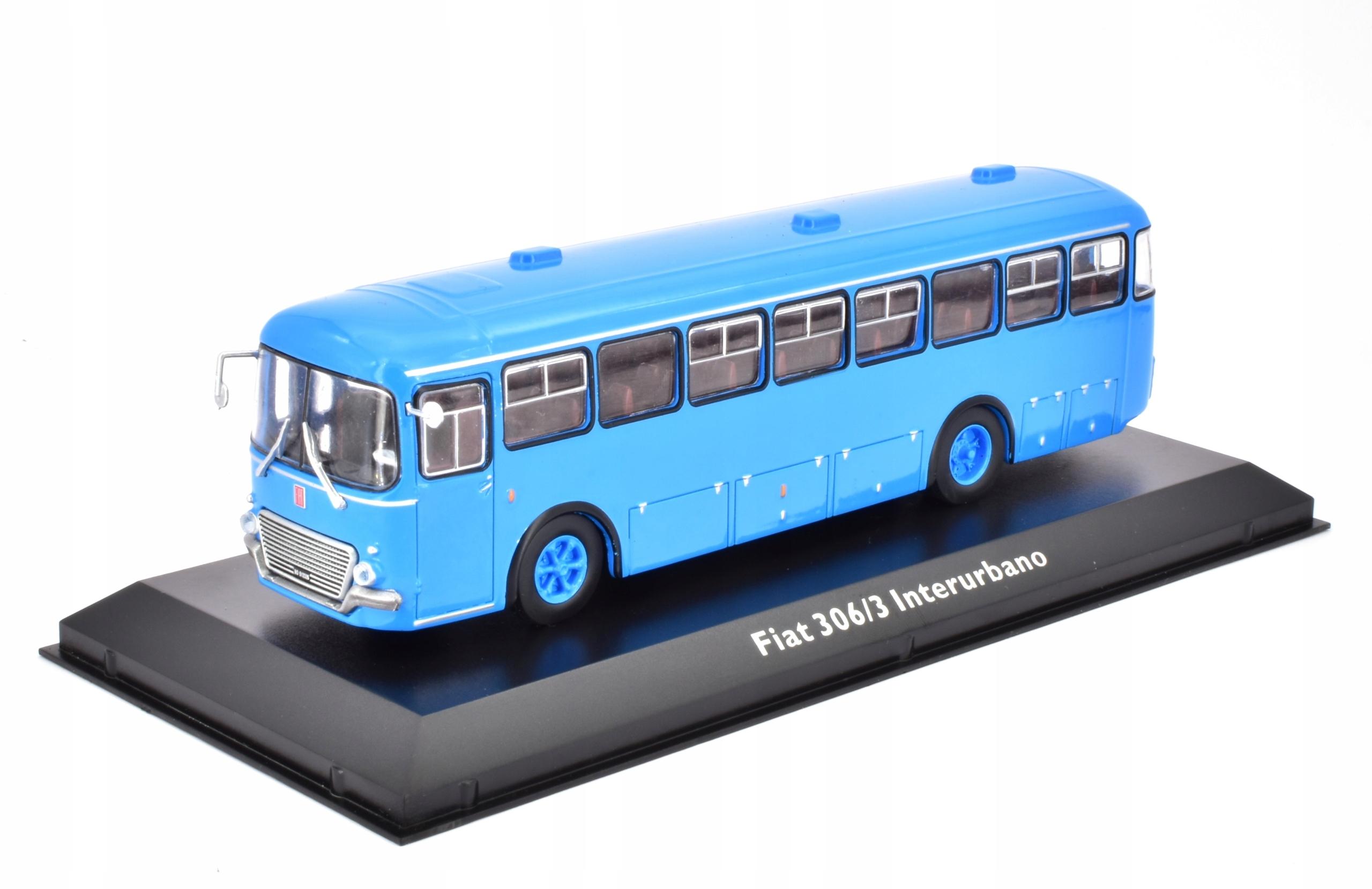 Fiat 306/3 Interurbano -1:72- ATLAS 4642127