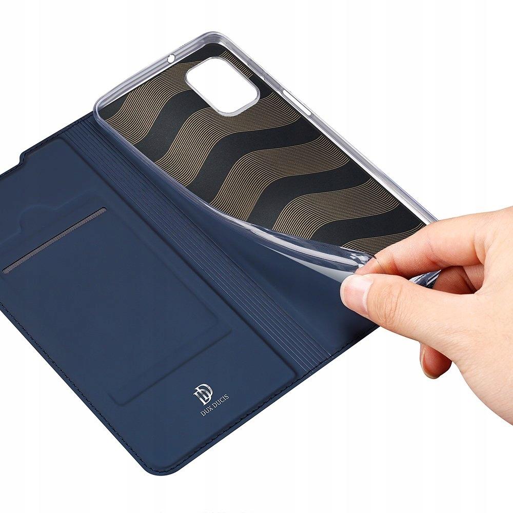 Etui DUX DUCIS + szkło do Samsung Galaxy M31s Załączone wyposażenie szkło hartowane