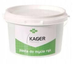 KAGER ORIGINAL Стиральная паста HEALTH AND SAFETY 10 ЛИТРОВ