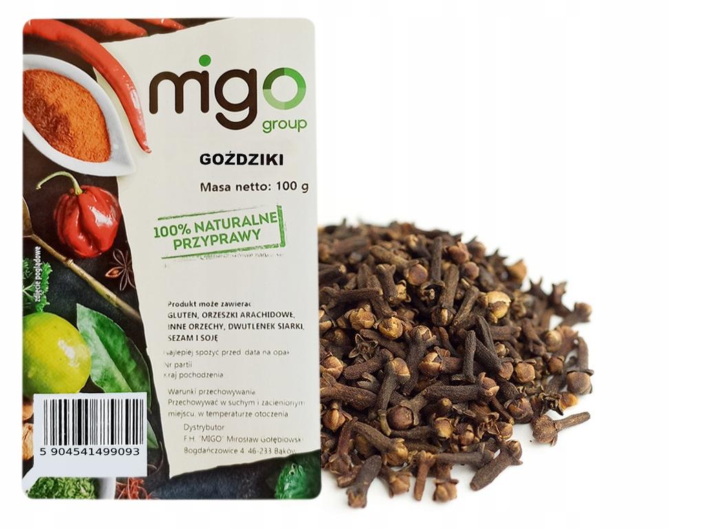 Гвоздика цельная, ароматная - 100г - MIGOgroup