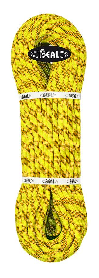 Купить канат Одиночная BEAL ANTIDOTE 102 ВТt200x 4FC64 30-55 желтый на Eurozakup - цены и фото - доставка из Польши и стран Европы в Украину.