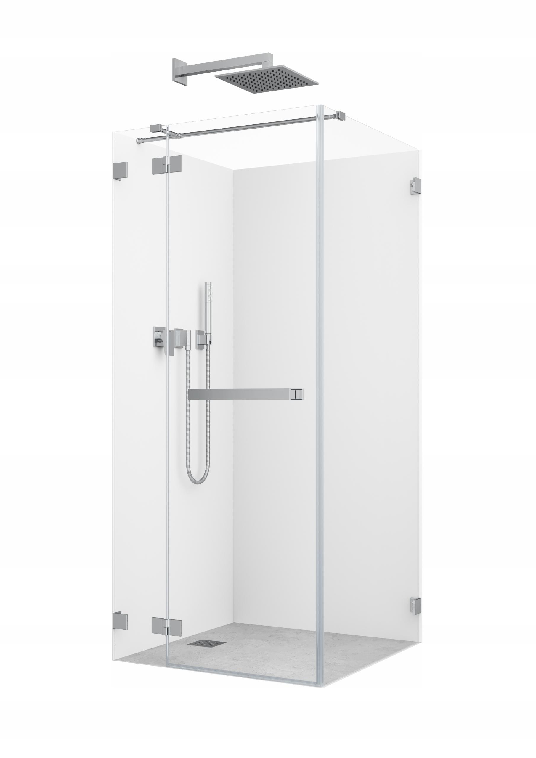 Sprchové dvere vľavo 110x110 Immersio